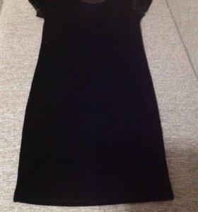 Бархатное платье обмен