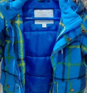 Куртка р.92 , зима, б/у