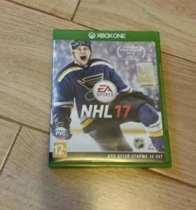 NHL 17, Need For Speed для XBOX ONE