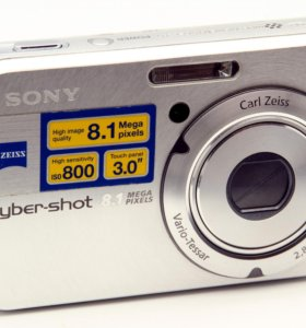 Фотоаппарат Сони Cyber-shot DSC-N1