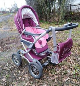 Коляска детская Geoby Baby Lux (C706)