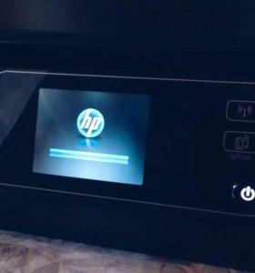 Принтер струйное мфу HP Deskjet Ink advantage 5525