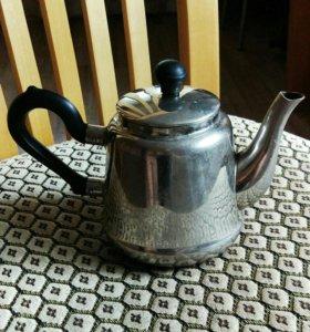 Чайник заварочный самоварный МНЦ СССР