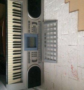 Рабочий синтезатор