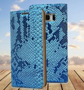 Чехол для Samsung S 7 Edge (PU)