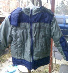 Куртка зима.2-4г.