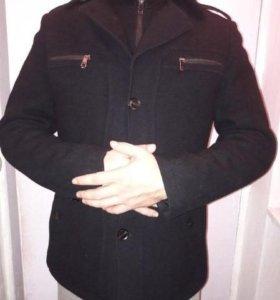 Пальто кашемир+шерсть