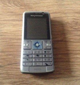 Телефон sony Ericsson k 610 i