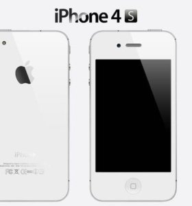 Apple iPhone 4S 16 Gb White