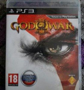 Бог Войны 3 (игра на PS3)