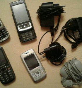 Телефоны(на запчасти)