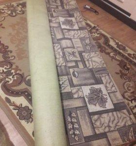 Палас кавролин 6.5х2.5м