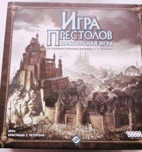 Настольная игра Игра Престолов (2-ое издание)