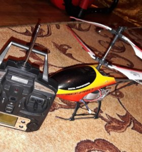 Вертолёт GYRO-PRO