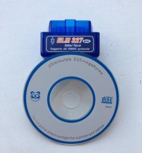 Автосканер ELM327 mini v1.5