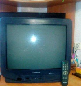 Телевизор GoldStar 23 system(ныне LG)