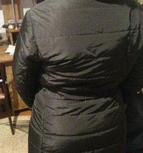 Куртка зимняя новый