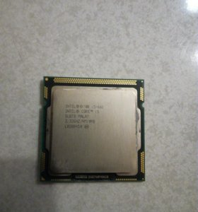 Процессор intel i5-661