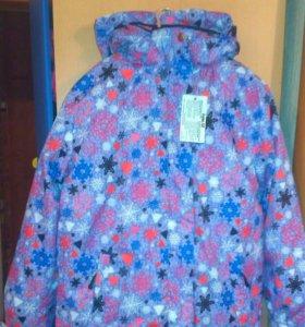Куртка зима,  12-14 лет