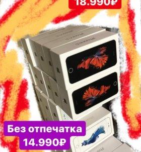 IPhone 6s 16gb без отпечатка пальца