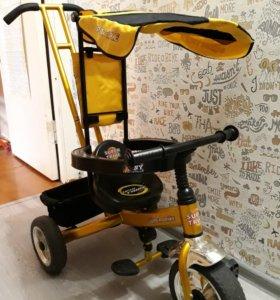Велоспиед детский трехколесный