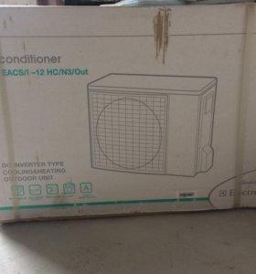 Кондиционер Electrolux eacs/I-12 HC/N3/Out