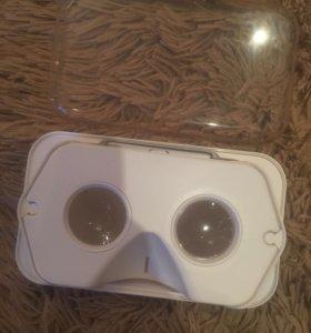 Очки виртуальной