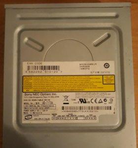 CD RW Sony nec
