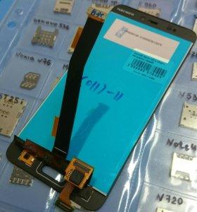Модуль экрана Xiaomi Mi2A в сборе с тач black