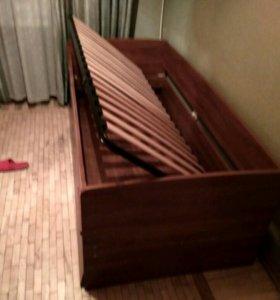 Кровать односпальная (без матраса)