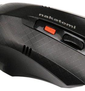 Мышь Nakatomi MRON-04U Black