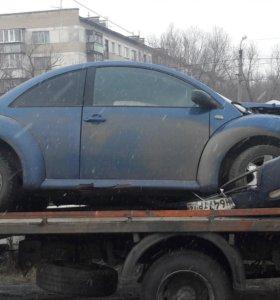 Фольксваген new beetle 2001 2л