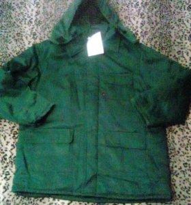 Куртка зимняя , спецодежда, (новая)