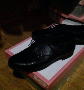 Туфли на шнурках обмен