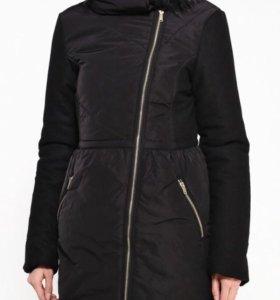 Утеплённая курточка ( пуховик)