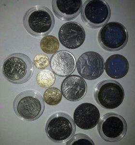Монеты и капсулы