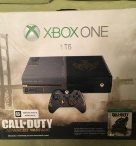 XBox One - версия Call of Duty Advanced Warfare