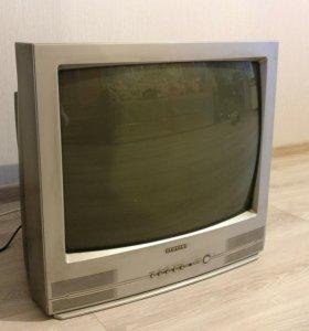 Телевизор с пультом Samsung, диагональ 50 см