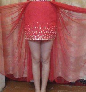 Платье-карсет