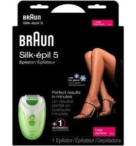 Эпилятор Braun 5180 Silk-epil Xelle