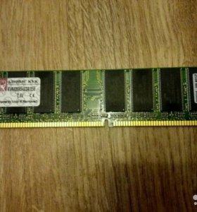 Оперативная память модуль памяти Kingston и Hynix