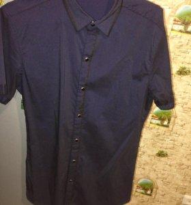 Мужская рубашка 52 размер