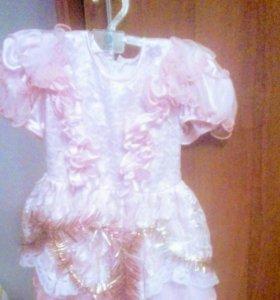 Платье на 3годика