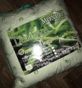 Подушка гипоаллергенная НОВАЯ