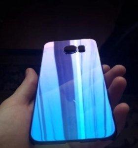 Бампер на Samsung Galaxy S7 + 2 плёнки
