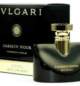 Bvlgari Jasmin Noir For Women EDP 75ml,и другие