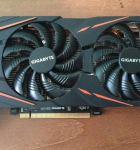 Gigabyte rx 480 gaming g1 4 GB