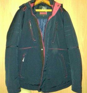 Куртка-парка молодёжная