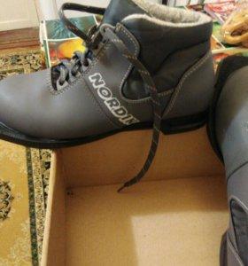 Лыжные ботинки 37 размера