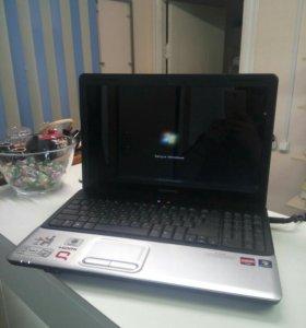 Ноутбук HP Presario cq61-319